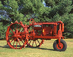 International Harvester F-12 McCormick-Deering Farmall Tractor, Potterville Museum
