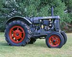 International Harvester W-12 McCormick-Deering Tractor, Potterville Museum