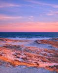 Sunset at Horseneck Beach, Westport, MA