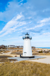 Edgartown Lighthouse, Built 1881, Martha's Vineyard, Edgartown, MA