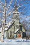 Most Holy Trinity Church in Winter, Pomfret, CT
