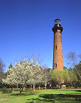 Currituck Beach Light in Spring, Outer Banks