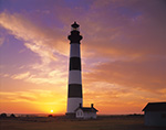 Sunrise at Bodie Light, Cape Hatteras National Seashore