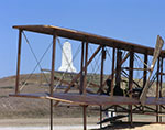 Wright Brothers Plane and Monument, Wright Brothers National Memorial