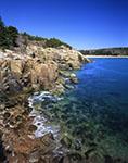 Cliffs along Ocean Drive