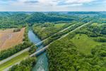 Caney Fork River, Smith County, near Buffalo Valley, TN