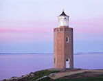 Predawn at Avery Point Lighthouse, University of Connecticut