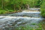 Waterfalls on Salmon Creek, Sodus, NY
