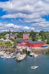 Boats in Rockport Harbor, Rockport, ME