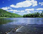Delaware River Bushkill Access, Delaware Water Gap National Recreation Area