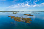 Archipelago in Eastern Bay, Town of Beals, ME