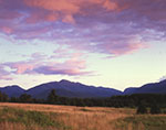 Evening Light in High Peaks Wilderness Area, Adirondacks