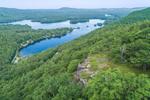 View from Mount Megunticook Overlooking Megunticook Lake, Camden Hills, Camden, ME