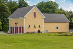 Yellow Barns at Monarch Farm, Claremont, NH
