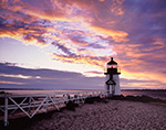 Predawn at Brant Point LIght