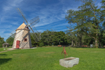 Historic Eastham Windmill, Oldest Windmill on Cape Cod, National Register of Historic Places, Eastham, MA