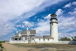 Highland Light (Cape Cod Light), Cape Cod National Seashore, Cape Cod, Truro, MA