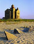Cedar Island (Cedar Point) Lighthouse, Cedar Point County Park, Long Island