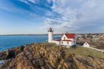 Nubble Light, (Cape Neddick Lighthouse), Cape Neddick, York, ME
