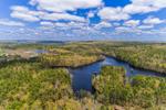Quaddick Reservoir in Spring, Thompson, CT