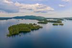 Islands on Squam Lake, Holderness, NH