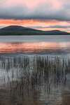 Sunrise over Kennebago Lake, View from the Causeway, Kennebago Lake Region, Stetsontown TWP, ME