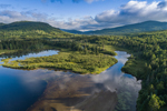 North End of Little Kennebago Lake in Early Morning Light, Kennebago Lake Region, Stetsontown TWP, ME