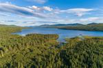 Norton Brook, Wetlands, and Kennebago Lake, Kennebago Lake Region, Stetsontown TWP, ME