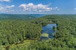 Hidden Lake on Sunny Summer Day, Marlboro, VT