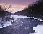 Break in Early Morning Storm, Millers River