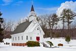 Saint Bridget Catholic Church (established 1883), Cornwall, CT