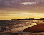 Sunset at Wallis Sands Beach, Wallis Sands State Park
