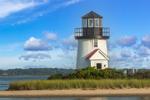 Hyannis Harbor Light (Hyannis Inner Harbor Lighthouse), Hyannis Harbor, Cape Cod, Hyannis, Barnstable, MA