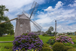 Historic Jonathan Young Windmill, Town Cove Park, Cape Cod, Orleans, MA