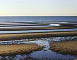 Sandbars at Low Tide, Thumpertown Beach