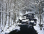 Tully River after Fresh Snow