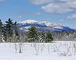 Mt. Monadnock in Winter