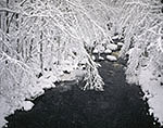 Tully River during a Snowstorm
