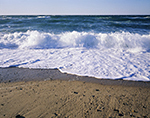 """Breakers"" All in a Row and Heavy Surf at Race Point Beach, Cape Cod National Seashore, Provincelands"