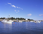 Lobster Boats in Matinicus Harbor, Matinicus Island
