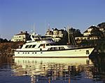 Luxury Yacht and Homes, Katama Bay, Edgartown Harbor, Martha's Vineyard