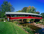 Covered Bridge at Wentworth Golf Club, White Mountains