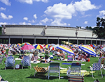 """""""On the Lawn"""" at Tanglewood Summer Concert Series"""