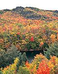 Mohawk Ledge and Macdougall Pond