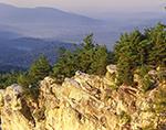 Quartzite Crags, Monument Mountain, Berkshires