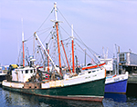 Fishing Boats, Cape Cod