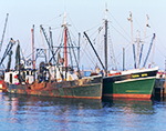 Commercial Fishing Boats, Cape Cod