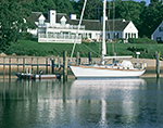 Yacht and Private Home, Cape Cod