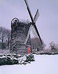 Jamestown Historical Society Windmill