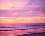 Sunrise at Main Beach, Atlantic Ocean, Amelia Island
